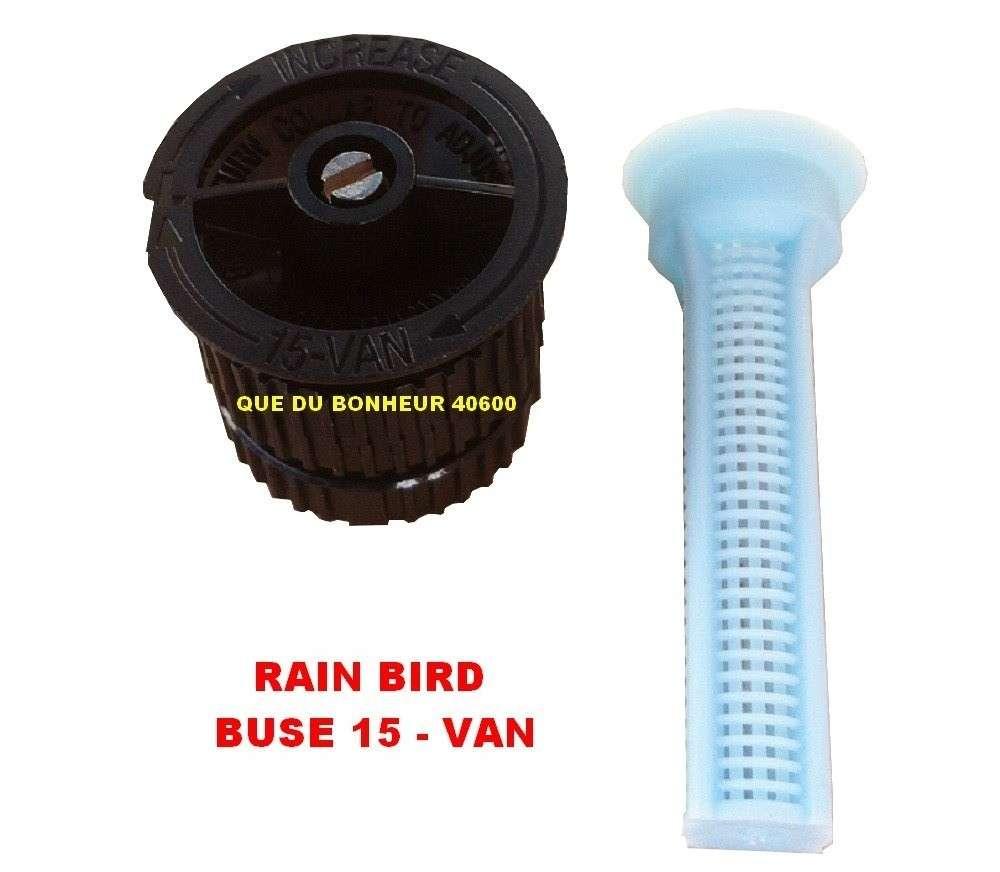 buse 15 van pour arroseur tuy re uni spray rain bird arrosage automatique us120 ebay. Black Bedroom Furniture Sets. Home Design Ideas