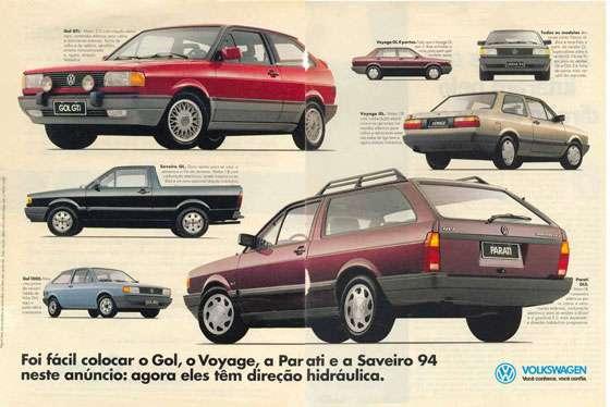 Volkswagen. Você conhece, você confia.