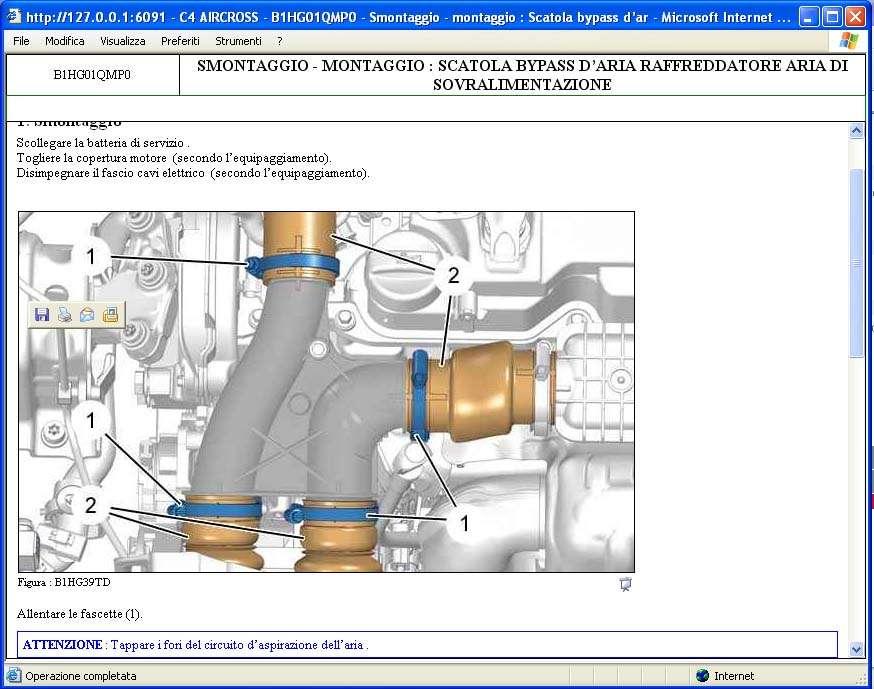 citroen c5 v6 service manual pdf