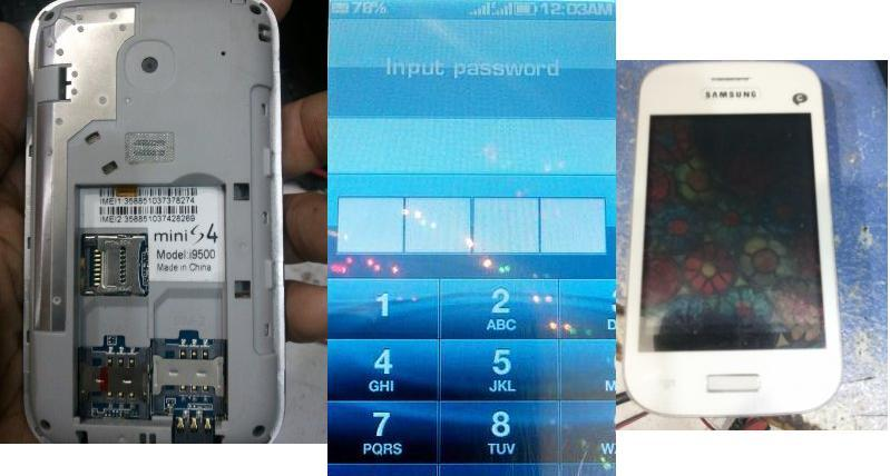 Samsung Galaxy S4 i9500 Spd 6531 Readed Flash File Free Download 100% Tested