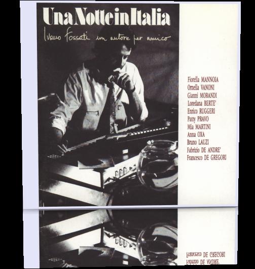 VA - Una Notte in Italia (1990)
