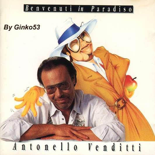 Antonello Venditti - Benvenuti In Paradiso (1991)