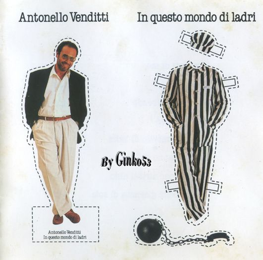 Antonello Venditti - In questo Mondo di Ladri (1988)