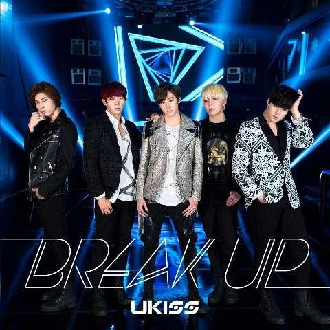 [Single] U-Kiss - Break up [Japanese]