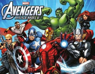 Avengers Assemble – S02E15 – Avengers disassembled