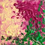 Art by Luz The Enjoy Nature Gallery: Burgundy Rose Nobbio