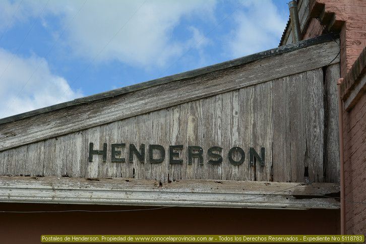 henderson buenos aires