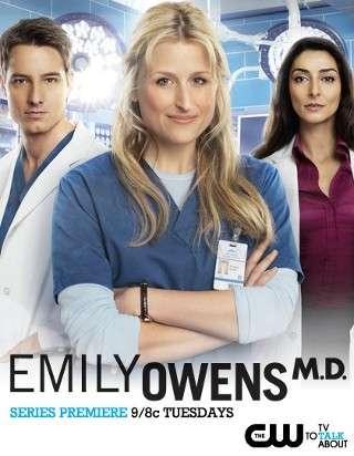 Emily Owens M.D. – Todas Temporadas – Legendado