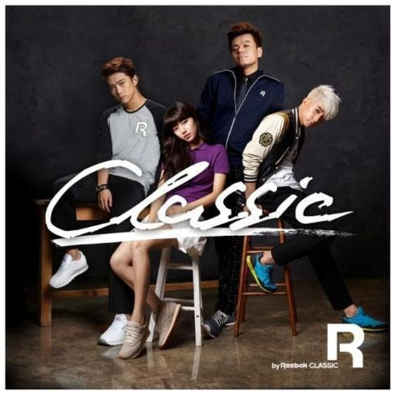 [Single] JYP, Taecyeon & Wooyoung (2PM), Suzy (Miss A) - Classic