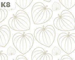 Leaf Pattern Paper