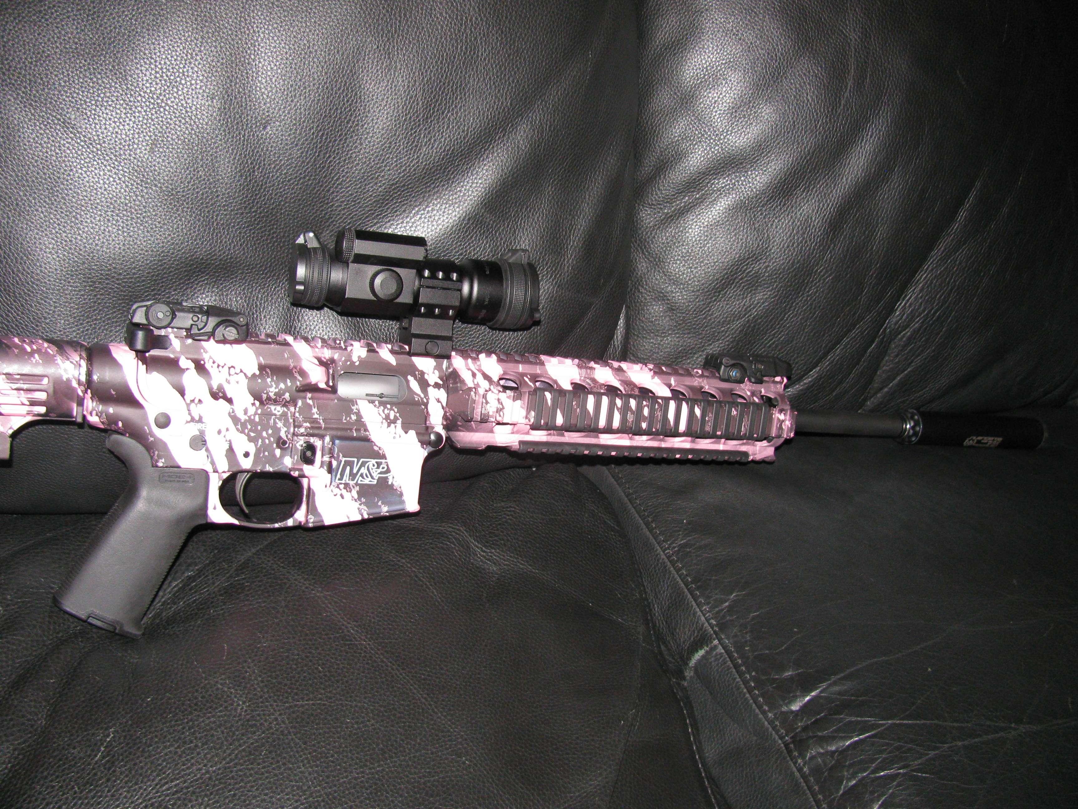 Smith and Wesson M&P15-22 Picture Thread - .22 Rifle/Rimfire Discussion