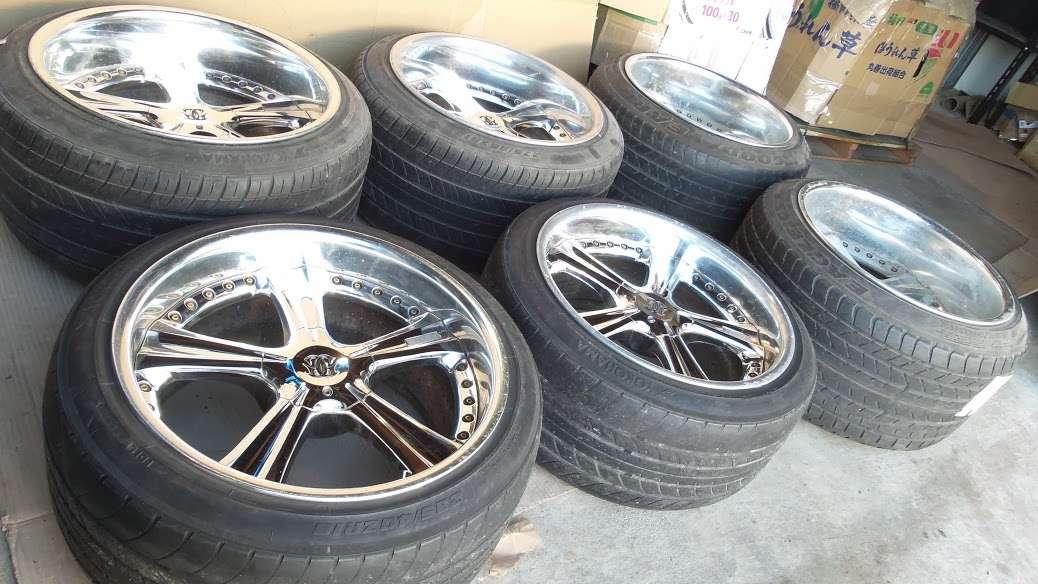 GENESIS VIP 6x18x10J 12J 13J Deep dish Alloy Wheels 5x114 NSX