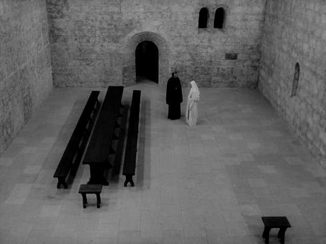 vlcsnap2011050608h47m37 Jerzy Kawalerowicz   Matka Joanna od aniolów AKA Mother Joan of the Angels (1961)