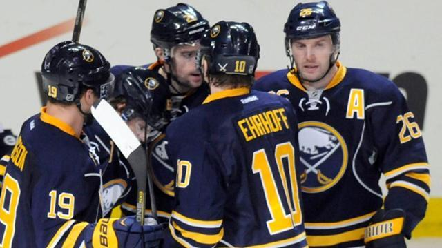 Sabres finish season with another win - Ice Hockey