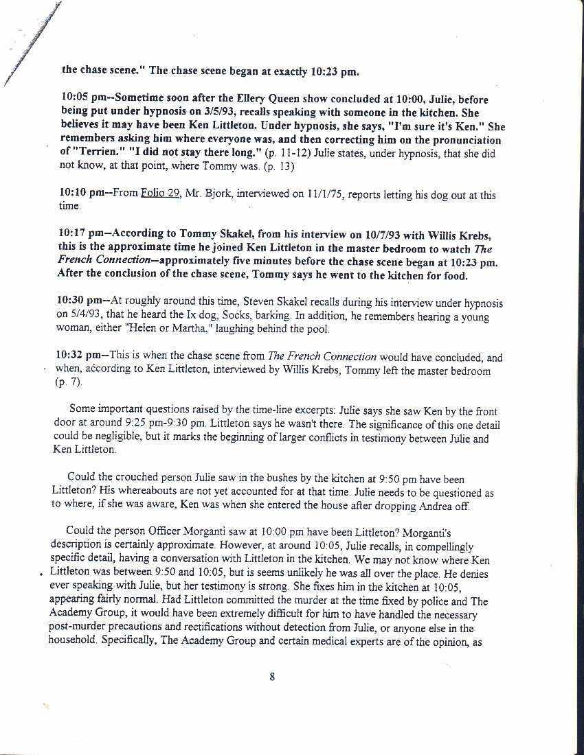 the sutton report ken littleton 8