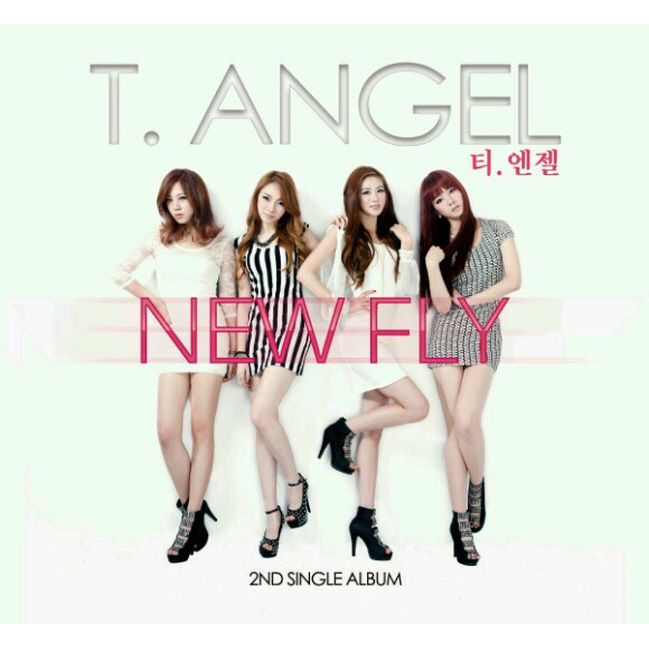 [Single] T-Angel - New Fly