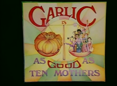 clipboard0144 Les Blank   Garlic Is As Good As Ten Mothers (1980)