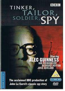 tinkertailor John Irvin   Tinker, Tailor, Soldier, Spy (1979)
