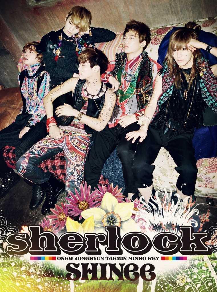 [Single] SHINee - Sherlock (Japanese)