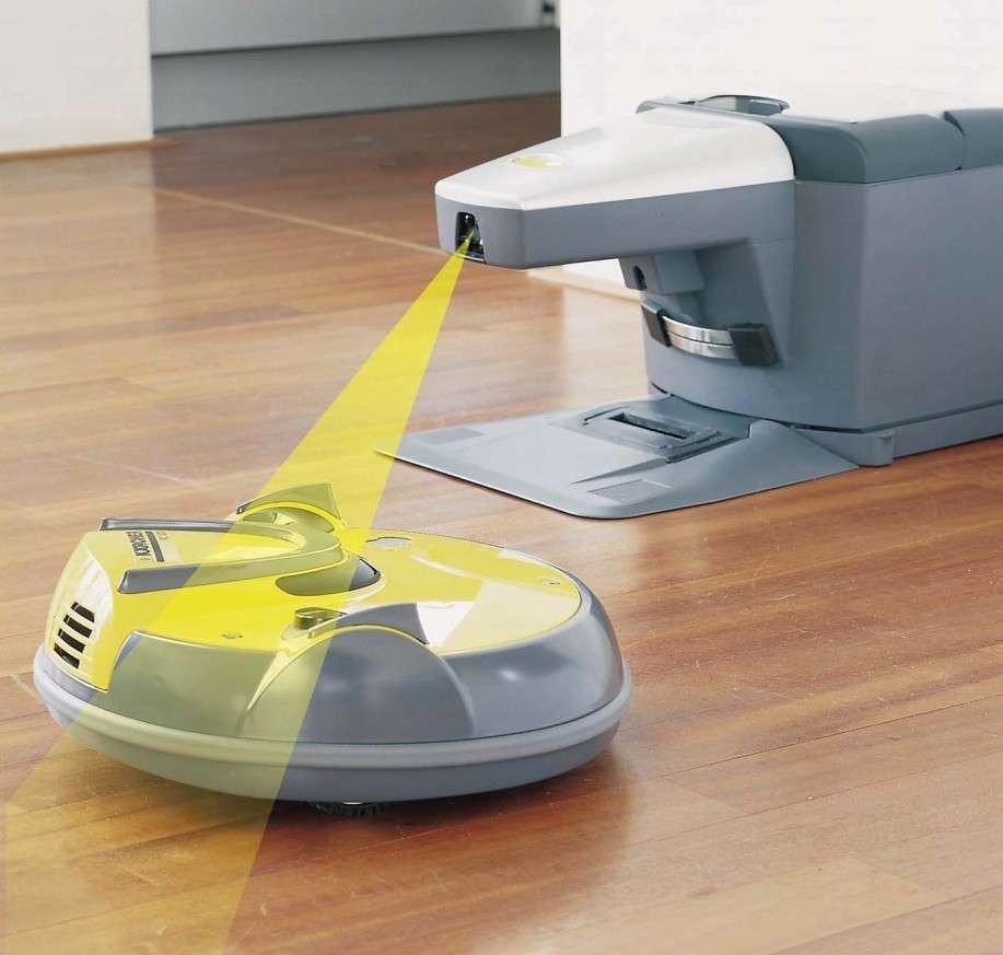 robocleaner karcher rc 3000 staubsauger robot f r die reinigung startseite ebay. Black Bedroom Furniture Sets. Home Design Ideas