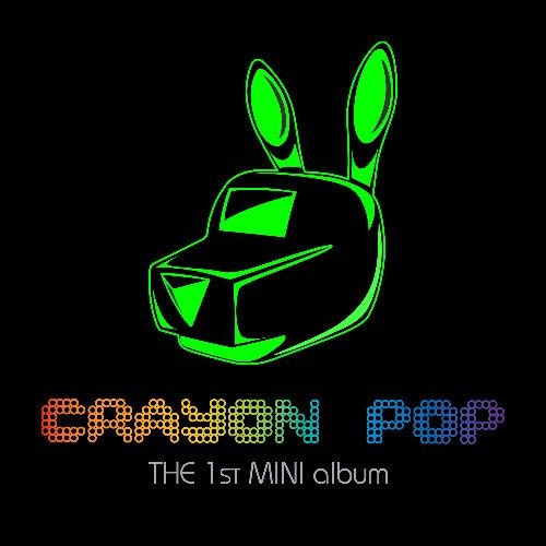 [Mini Album] Crayon Pop - Crayon Pop 1st Mini Album