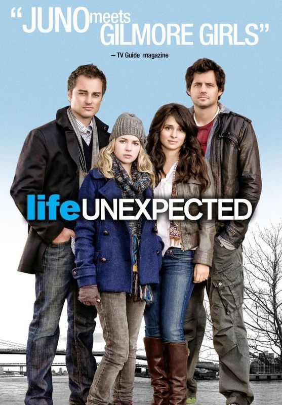 Life Unexpected Seasons 01-02 DVDRip