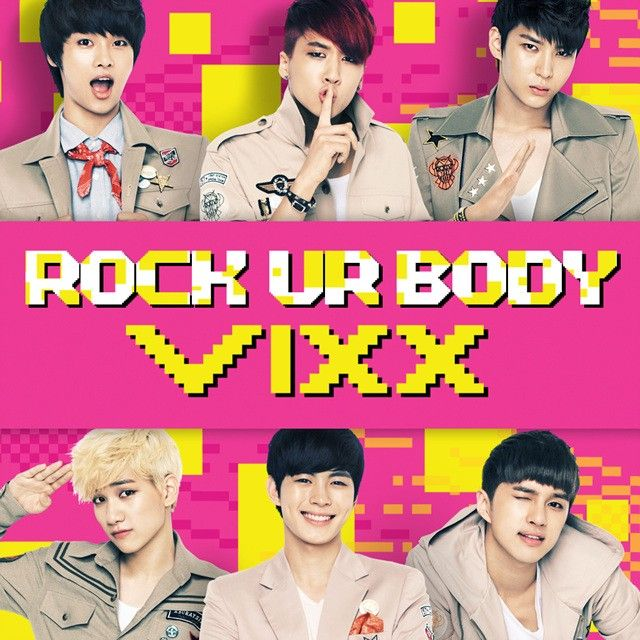 [Single] VIXX - Rock Ur Body