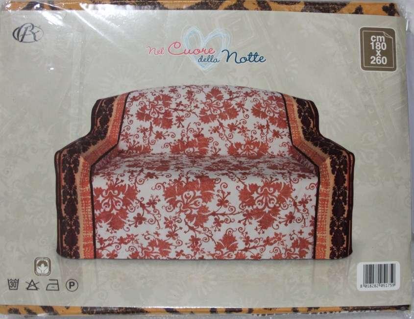 Gran foulard in puro cotone telo arredo copridivano copriletto 1 e 2 piazze ebay - Gran foulard divano ...