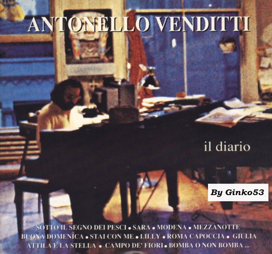 Antonello Venditti - IL Diario (1991)