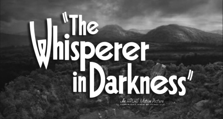 whisper1 Sean Branney   The Whisperer in Darkness (2011)