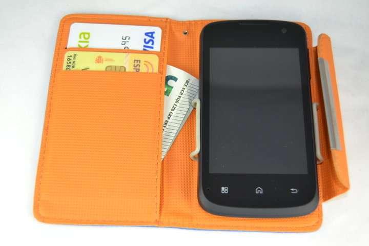 Funda para smartphone bogo lifestyle 5 3qc 5 3 for Accesorios para smartphone