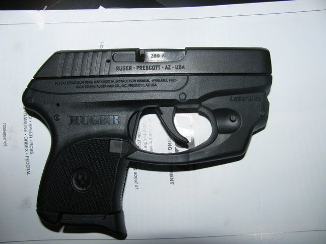 Ruger LCP - Range Report