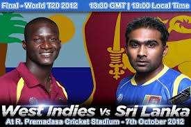 SL vs WI - Final Full Match 07.10.2012 - Lankatv.Net