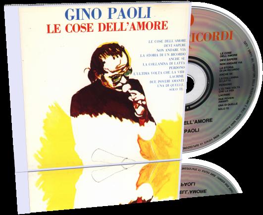 Gino Paoli - Le Cose Dell'amore (1990)