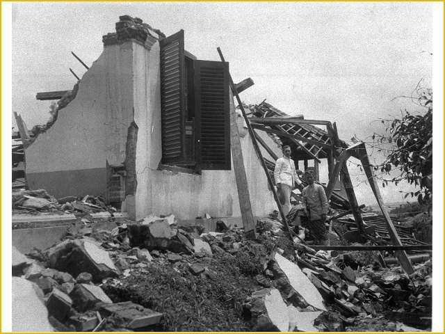 Gempa Bumi Wonosobo 12 November 1924