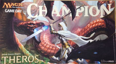 Playmat Game Day Theros
