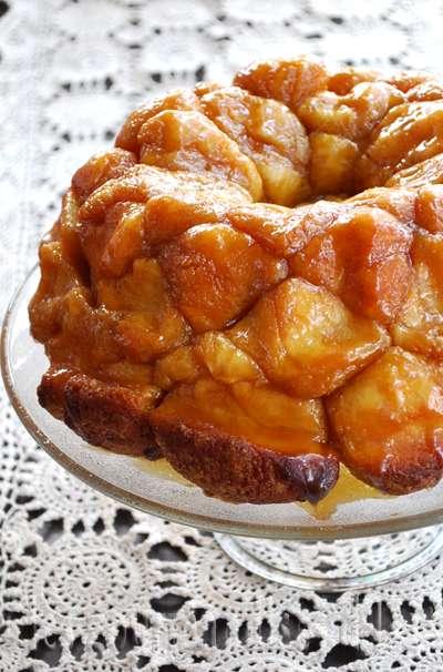 Recette Du Monkey Bread Caramel Au Caf Ef Bf Bd