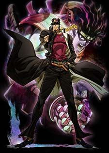 Watch JoJo's Bizarre Adventure: Stardust Crusaders Online