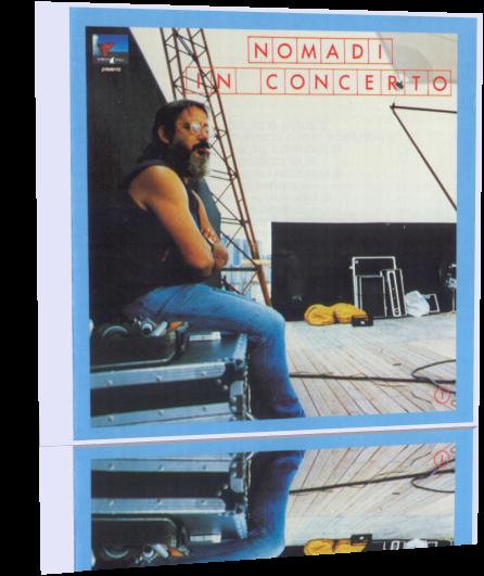 I Nomadi - Nomadi in Concerto (1987)