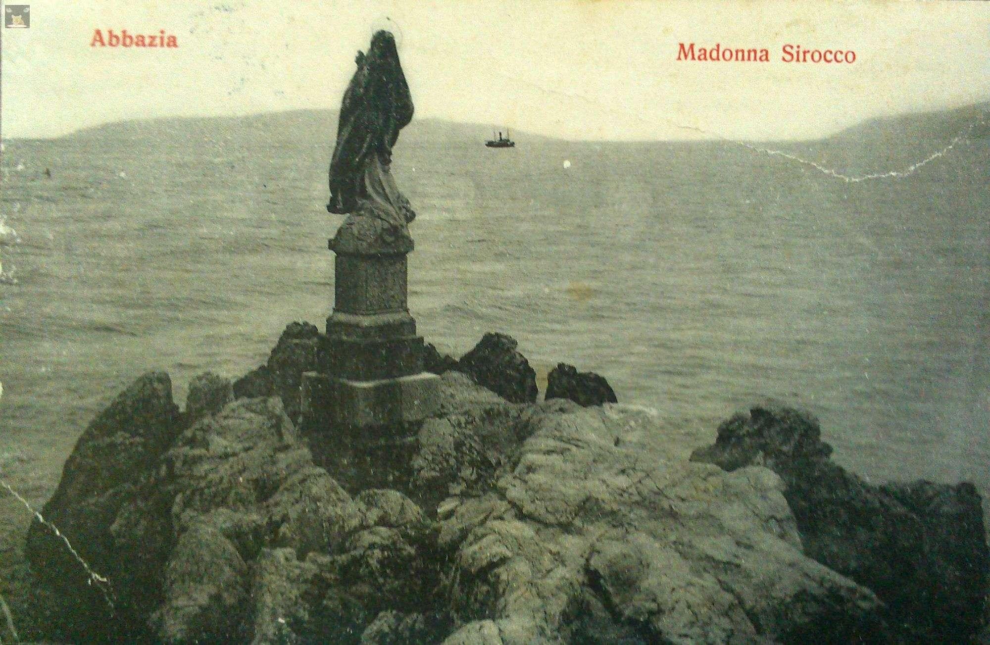 madonna del mare sirocco