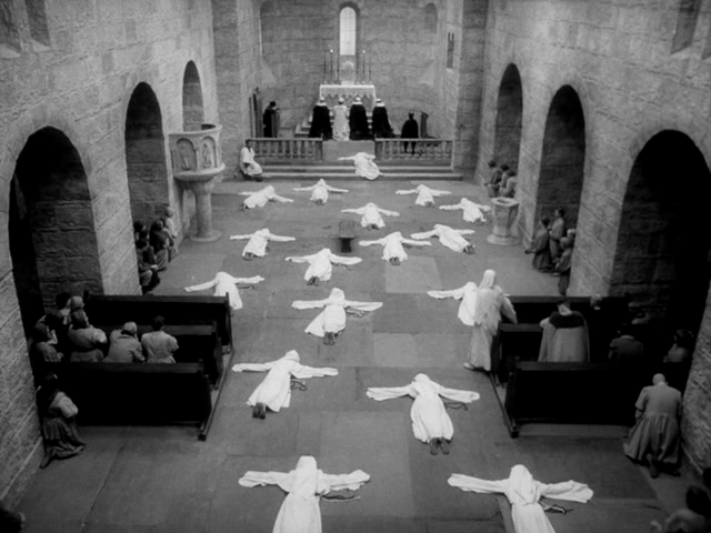 vlcsnap2011050608h50m26 Jerzy Kawalerowicz   Matka Joanna od aniolów AKA Mother Joan of the Angels (1961)