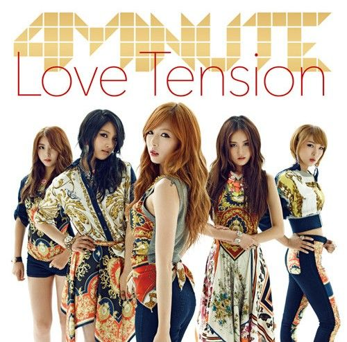 [Single] 4Minute - Love Tension [iTunes]