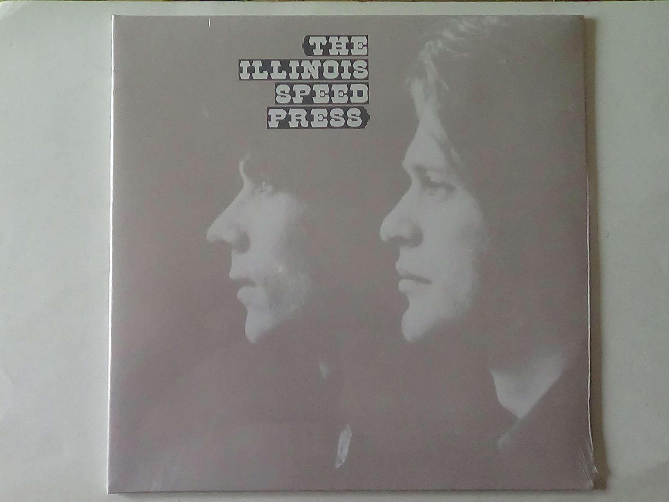 ILLINOIS SPEED PRESS - The Illinois Speed Press - LP