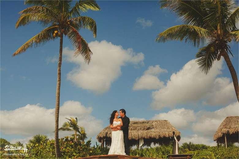 wedding photographer tulum