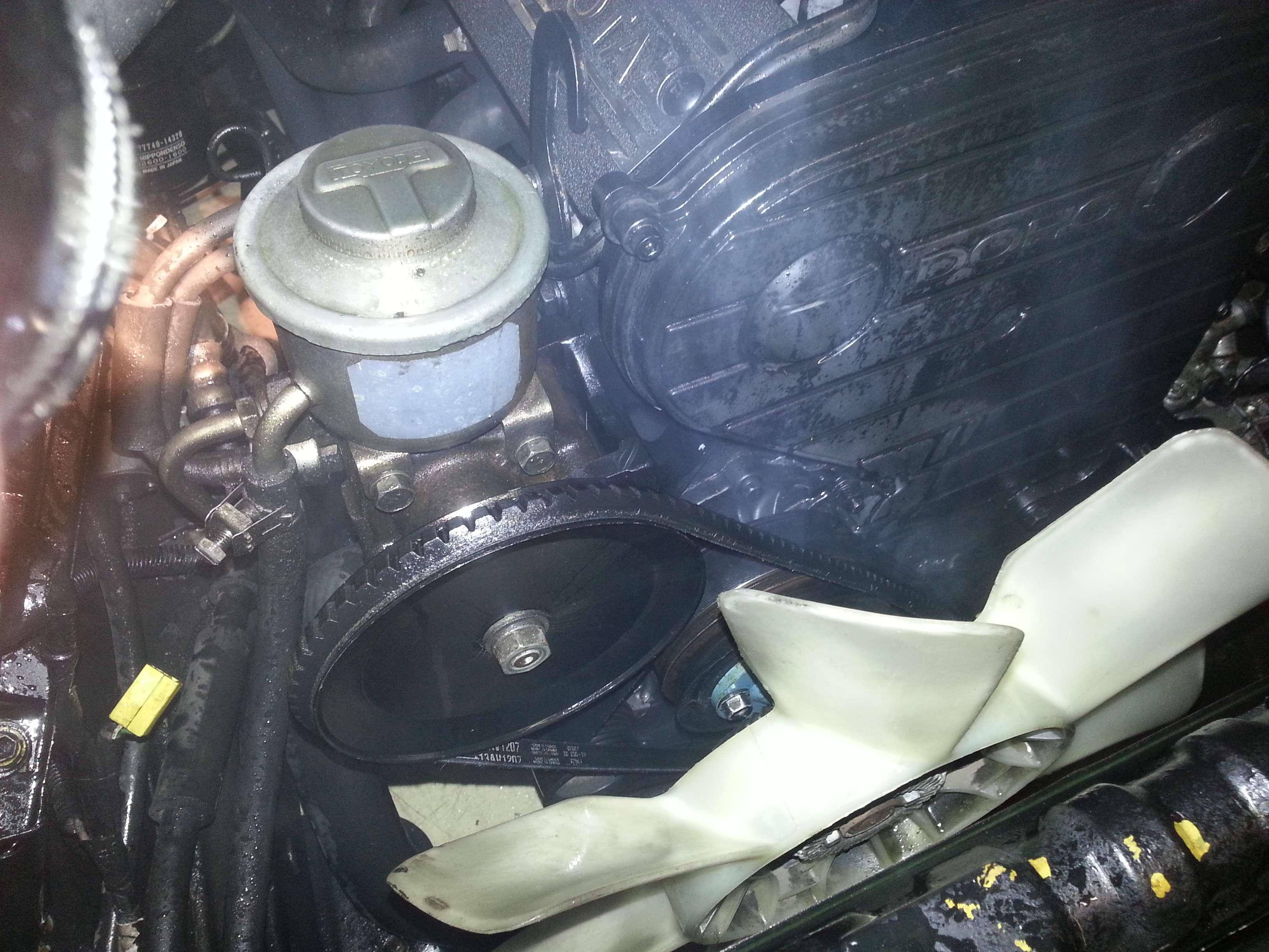 Cltoy 1984 P Type Restoration Archive Toyota Celicasupra Forums Mr2 Engine Swap Wiring Harness Jdm Dli Into