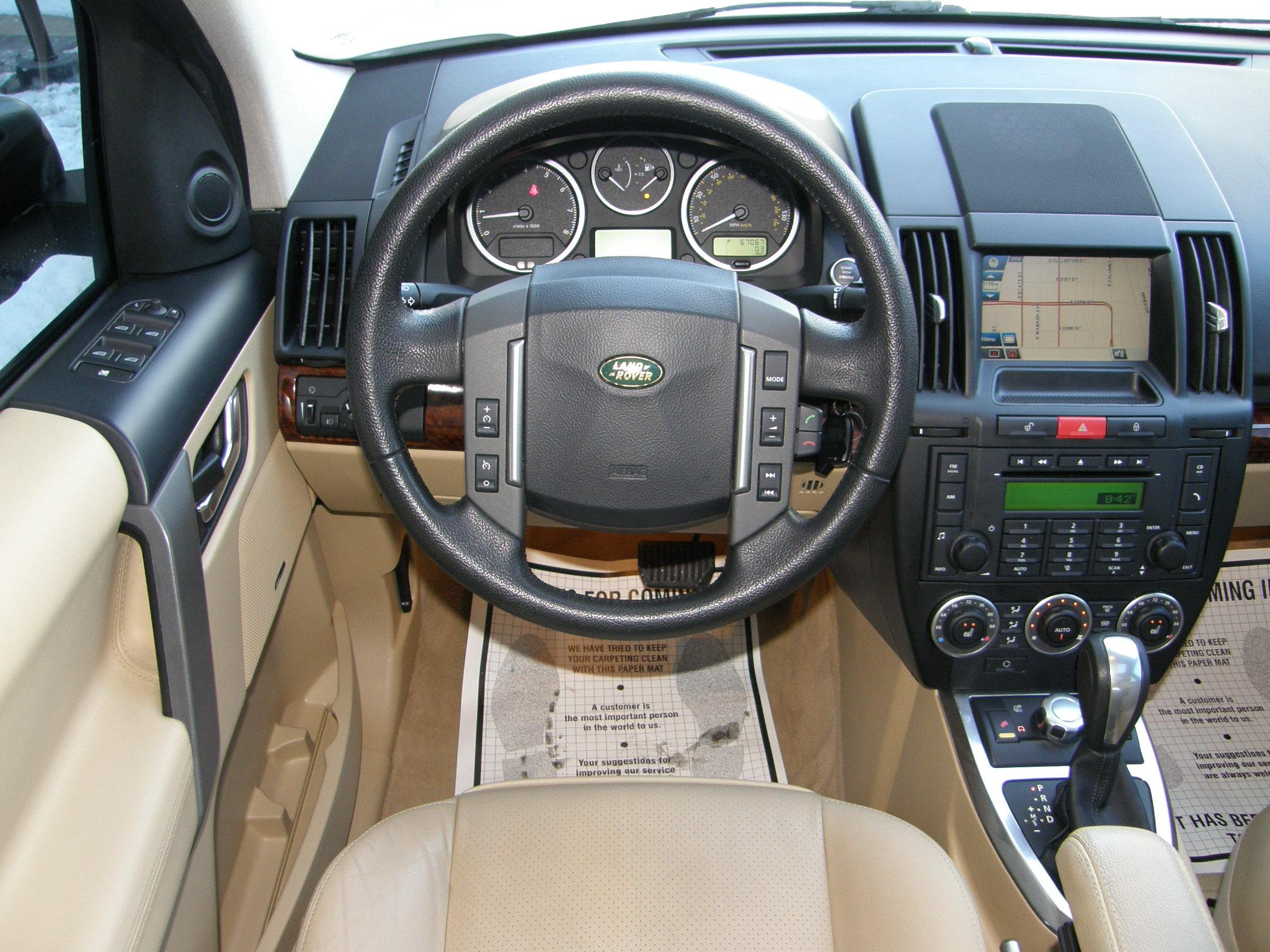 Stereo Package For A 2010 Land Rover Lr2 Go4carz Com