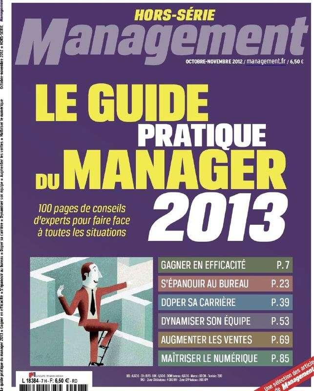 Management Hors-Série 7 Octobre Novembre 2012