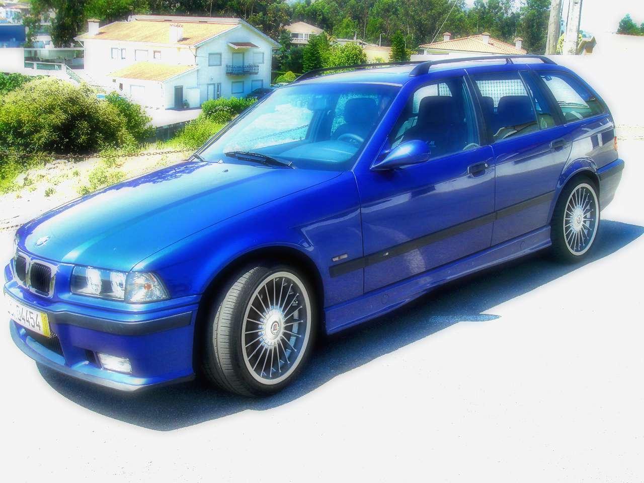 NEW !! NEW !! BMW E36 ESTATE TOURING ROOF SPOILER !!