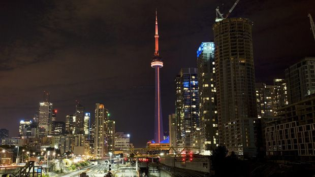 A Toronto hockey fan wants a goal light added to the city