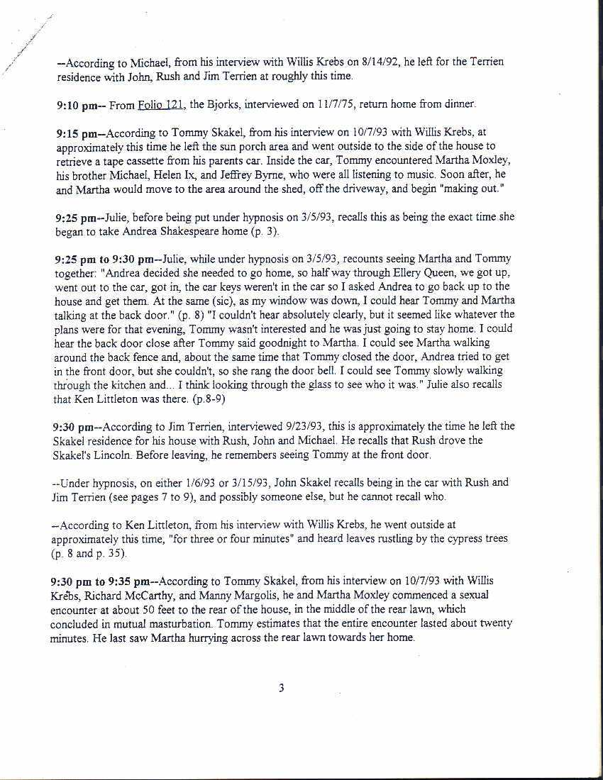 the sutton report moxley murder time line 3
